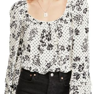 Free People S XS One On One Date Bodysuit